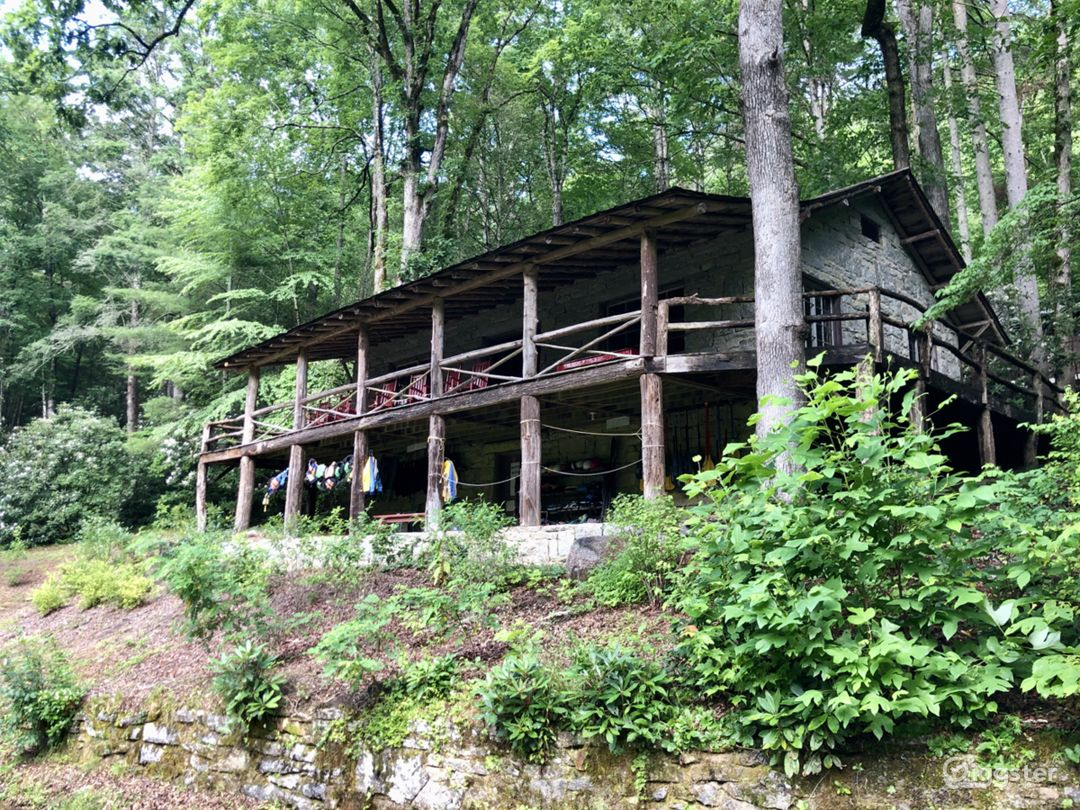 stone activity lodge