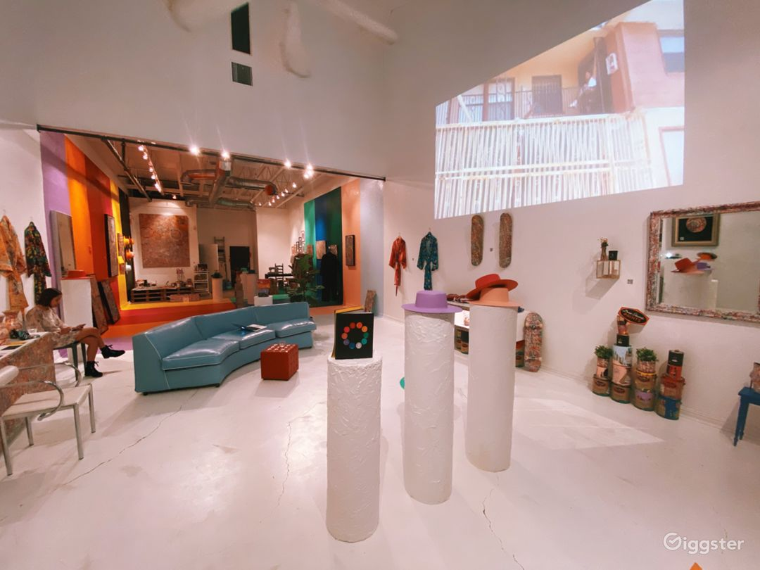 Prime Palm Springs Event Space and Pop-Up Showroom Photo 1