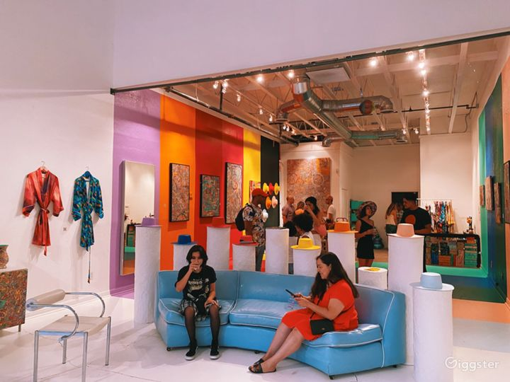 Prime Palm Springs Event Space and Pop-Up Showroom Photo 2