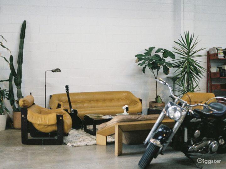 Unique Industrial Creative Studios for Photo Film