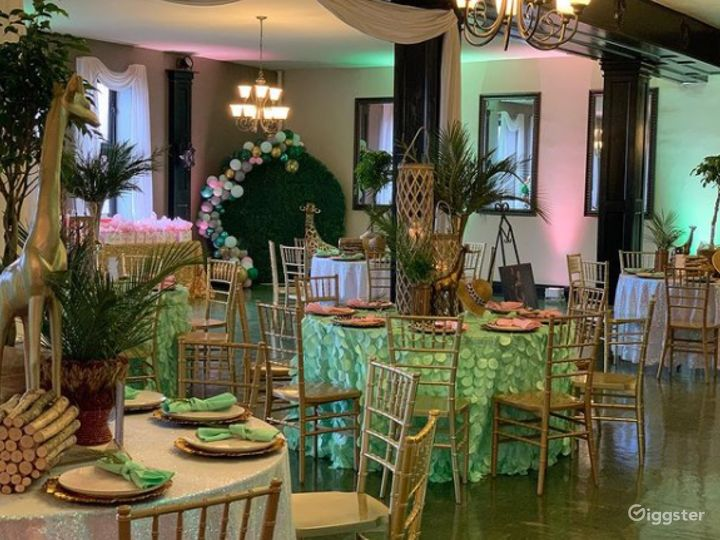 Vintage Room for Your Events Photo 4