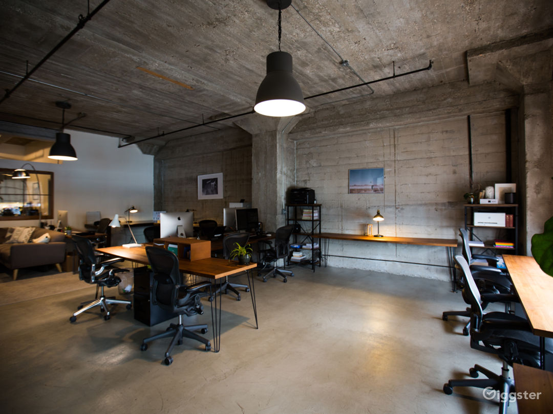 Creative Loft Office in Arts District Photo 5