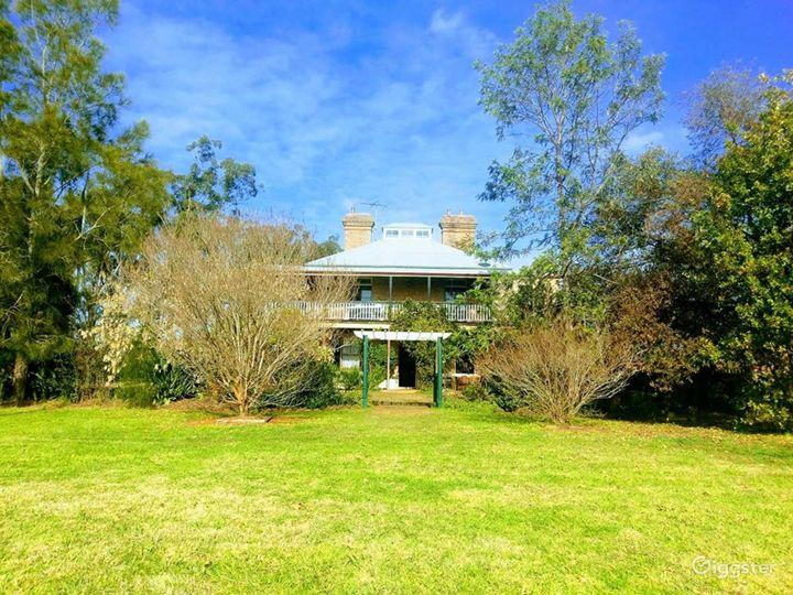 A Historic Victorian Mansion in Blacktown Photo 3