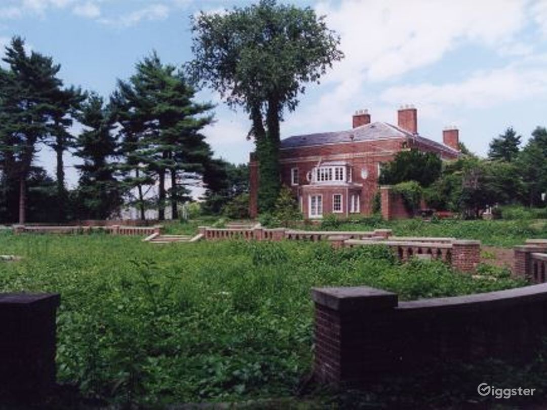 Historic residence now a preserve: Location 1926 Photo 1