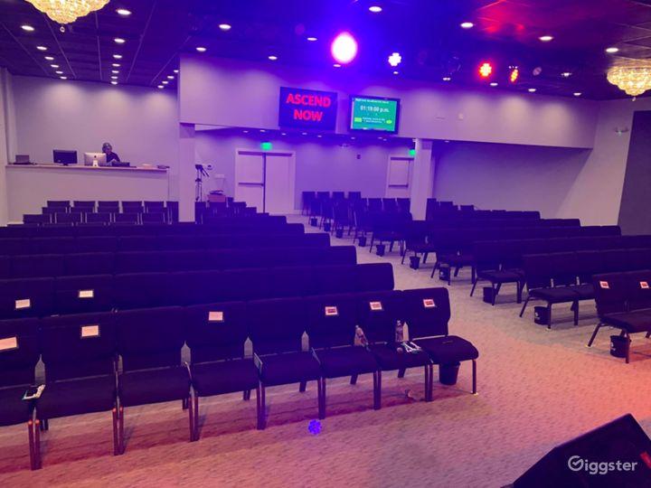 State of the Art Auditorium Event Venue Photo 4