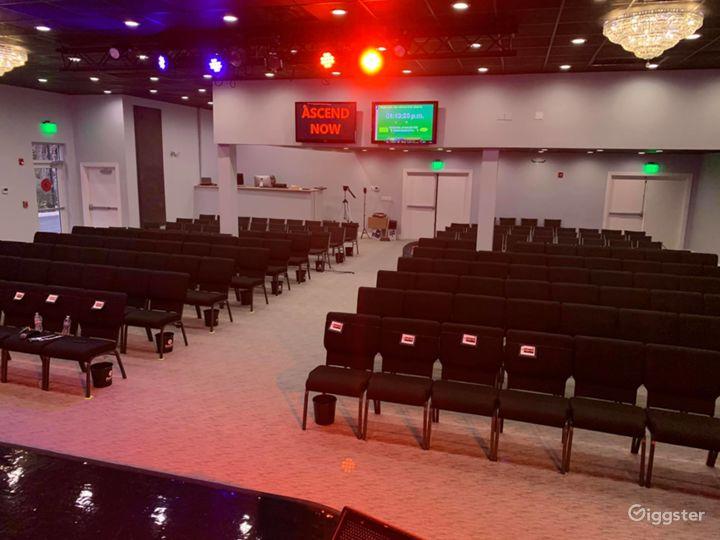 State of the Art Auditorium Event Venue Photo 3