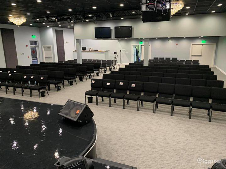 State of the Art Auditorium Event Venue Photo 5