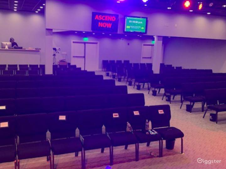 State of the Art Auditorium Event Venue Photo 2