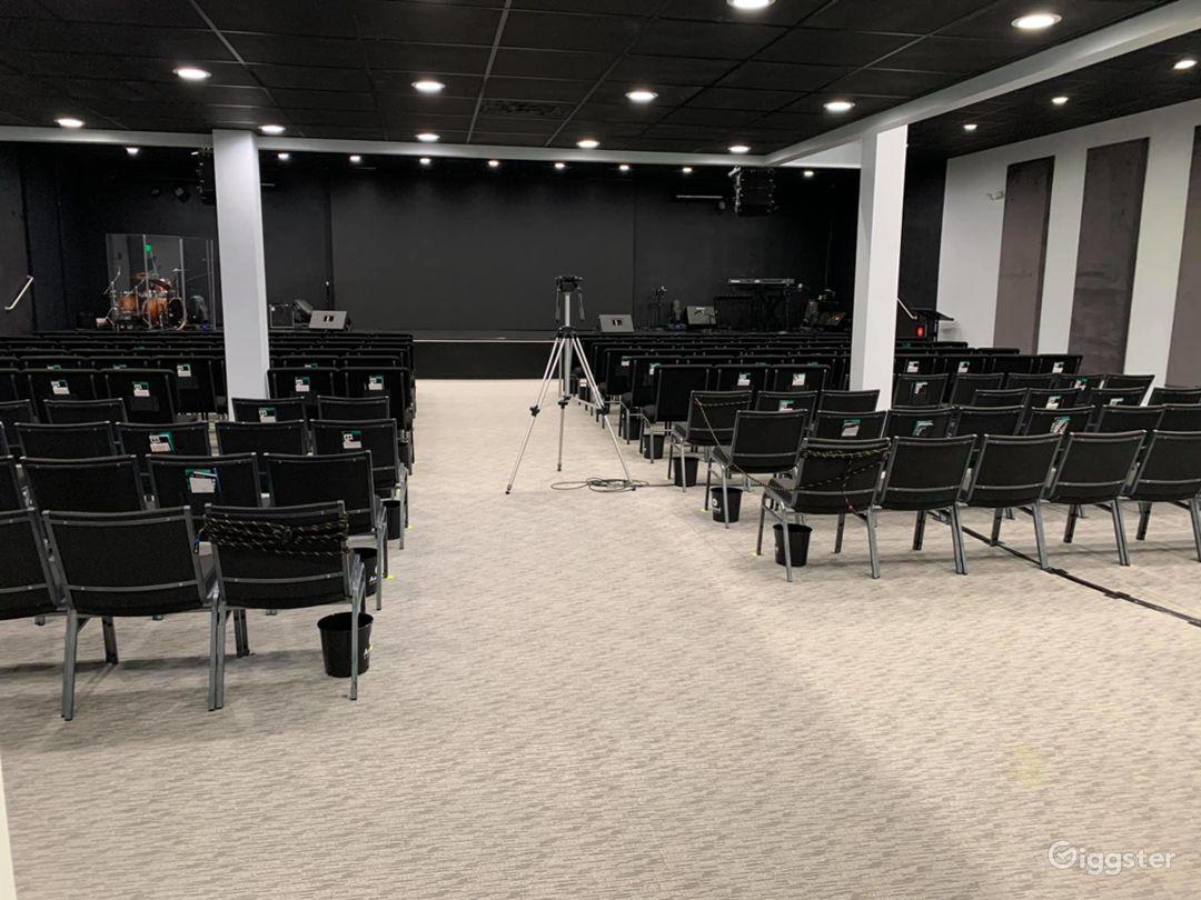 State of the Art Auditorium Event Venue Photo 1