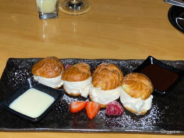 Original Japanese Cuisine in a Seductive Setting Photo 5