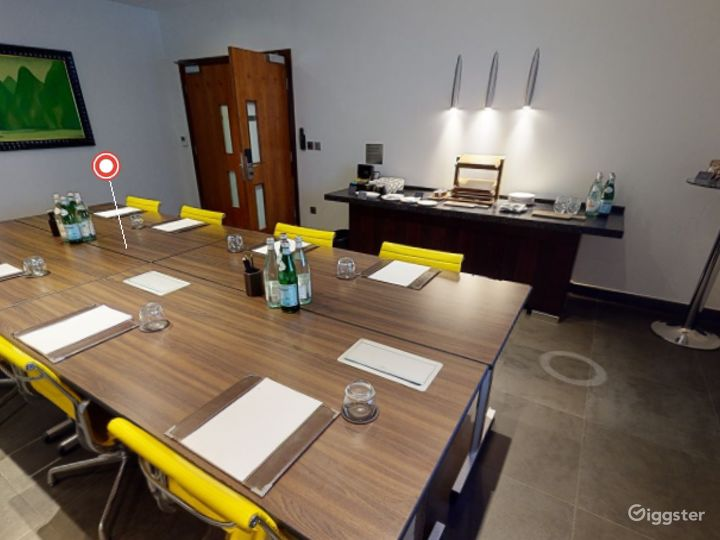 Dashing Private Room 5 in Canary Wharf, London Photo 4