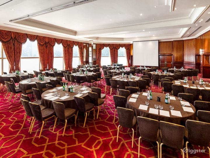 The Commonwealth Suite for Large Events & Conferences in London, Heathrow Photo 5