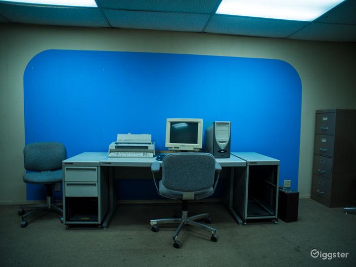 90s Retro Office Space Photo 3