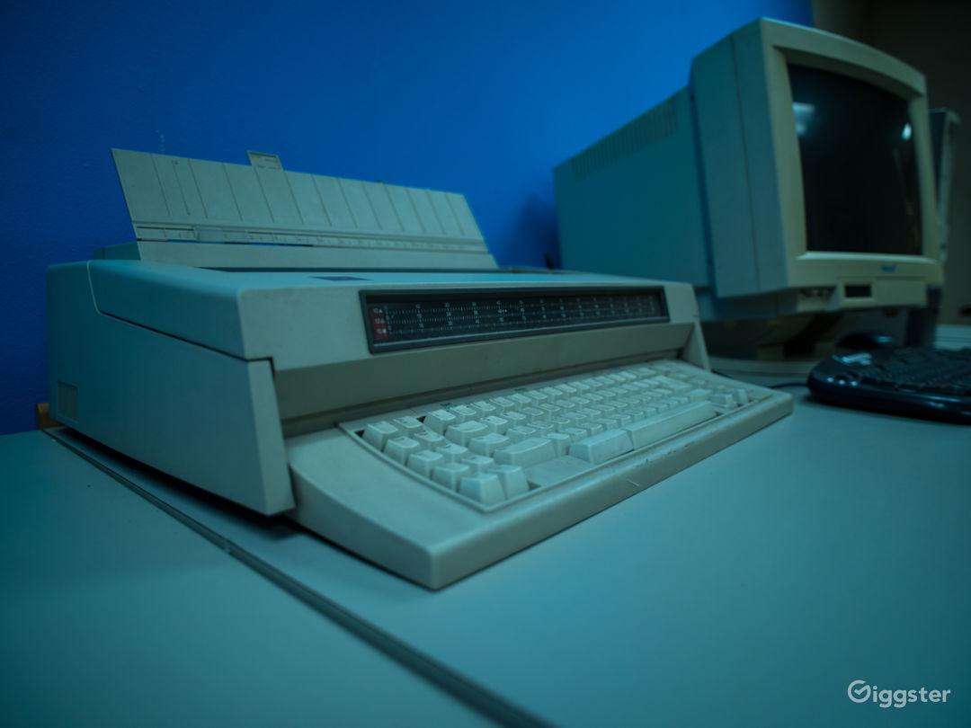 90s Retro Office Space Photo 4