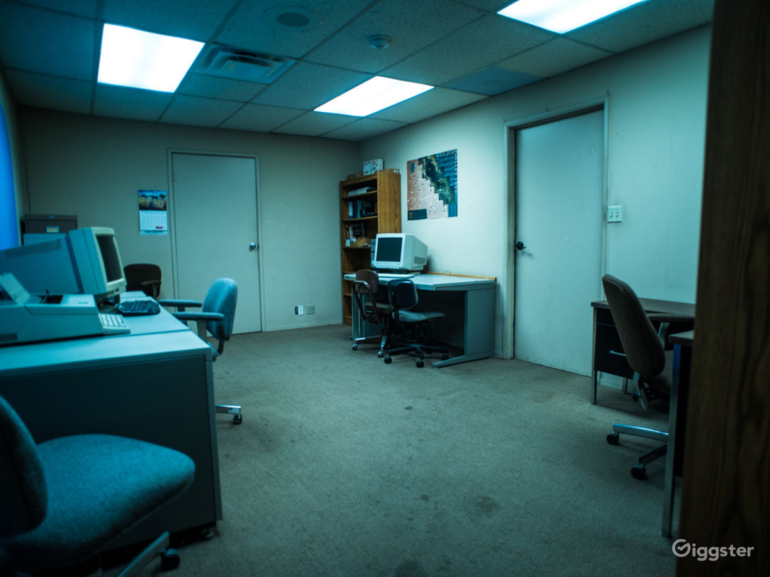 90s Retro Office Space Photo 2