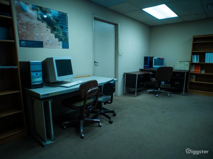 90s Retro Office Space Photo 5