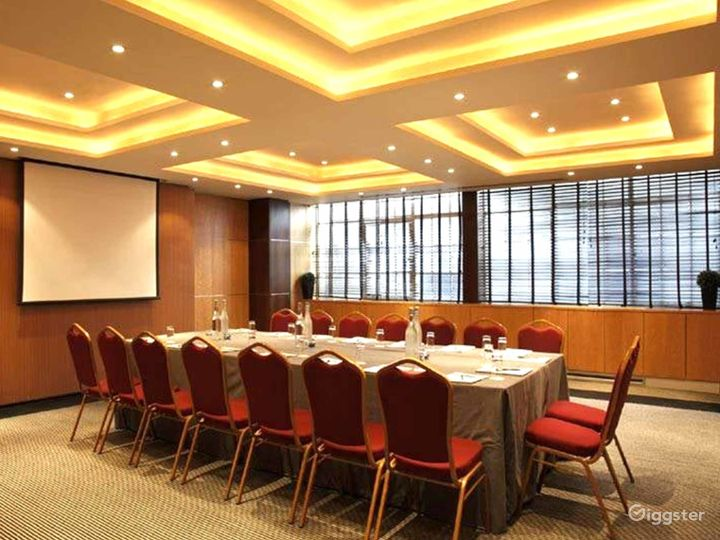 Chamber 1 Meeting and Event Space in London Photo 3