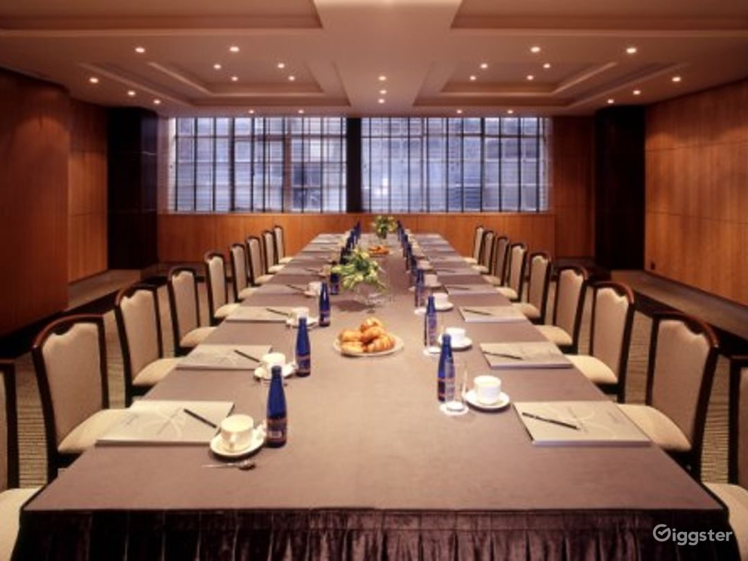 Chamber 1 Meeting and Event Space in London Photo 1