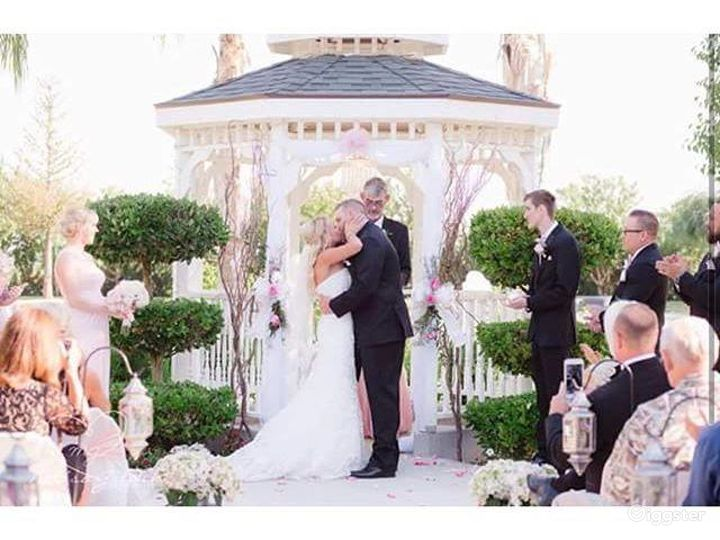 Romantic Grass with Trees venue I in Shafter Photo 2