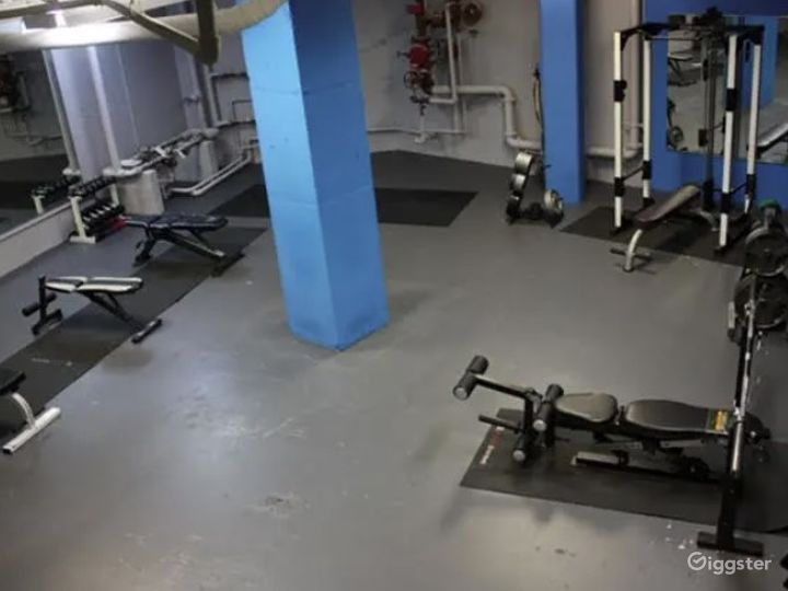 Large Fitness Space in East Nashville