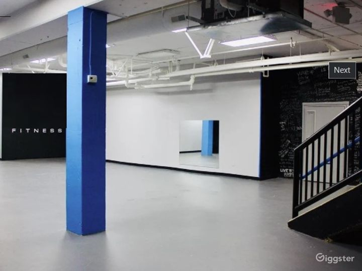 Large Fitness Space in East Nashville Photo 4