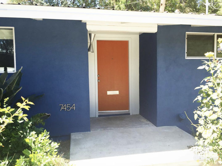 Post and Beam Mid Century Modern Valley House Photo 5