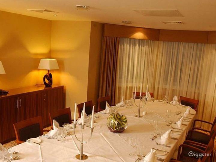 Elegant Boardroom in Leeds Photo 5