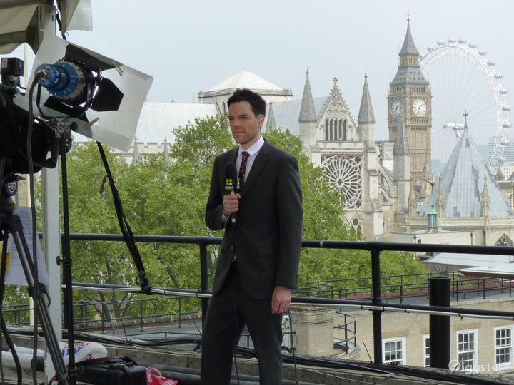 Rooftop on the 7th floor in London Photo 2