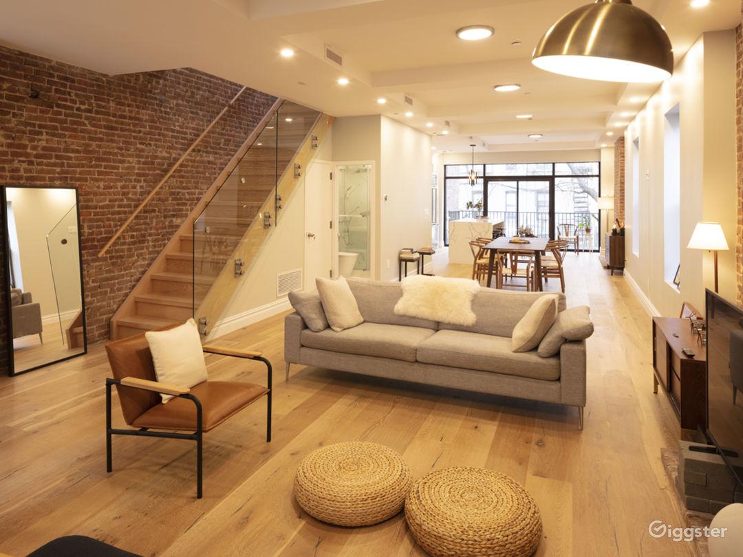 Modern Minimal Brooklyn Duplex for your next shoot Photo 5