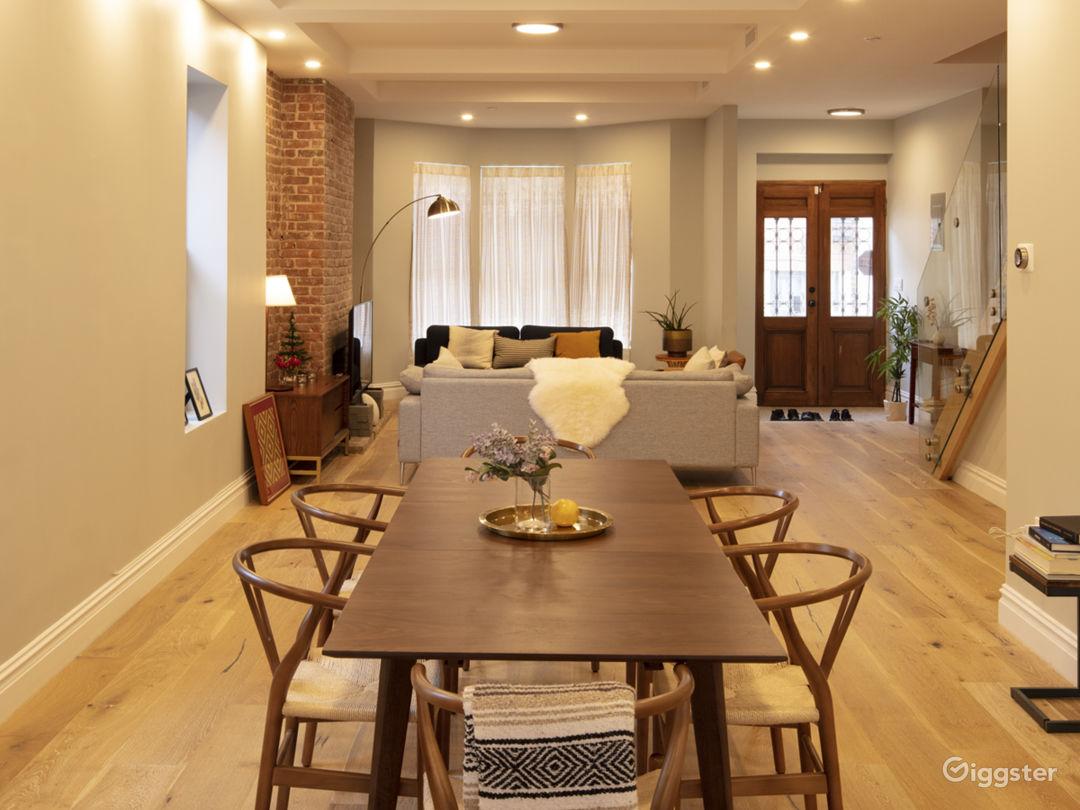 Modern Minimal Brooklyn Duplex for your next shoot Photo 2