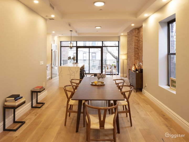 Modern Minimal Brooklyn Duplex for your next shoot Photo 4