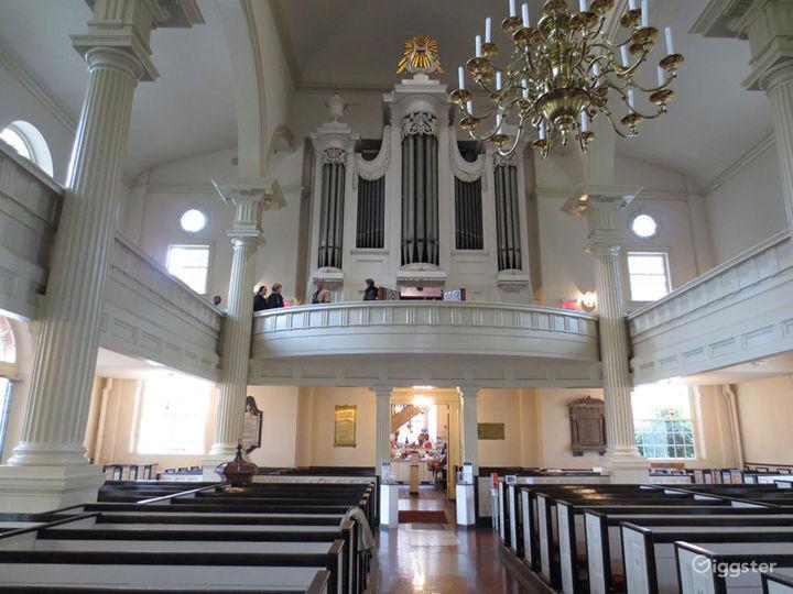 Georgian Sanctuary