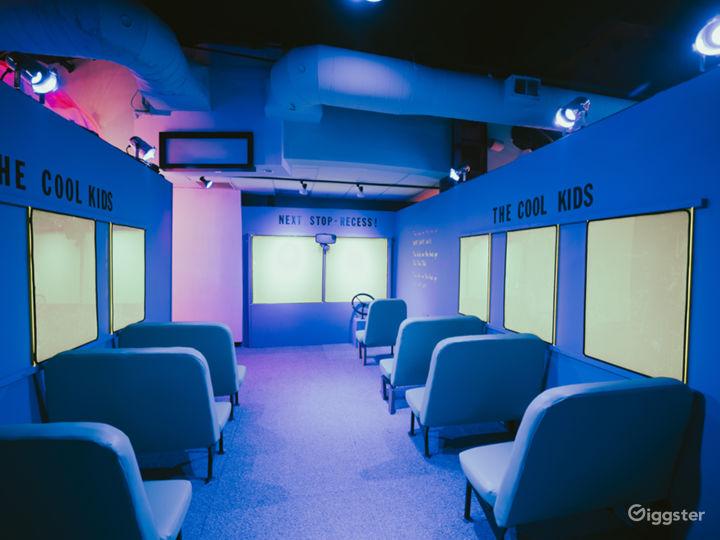 10,000 sqft immersive art installation Photo 4