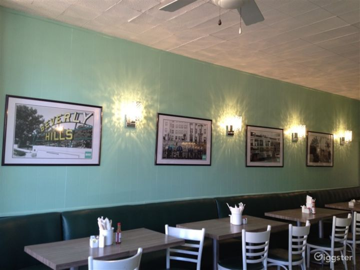 Beverly Hills Cafe Photo 2