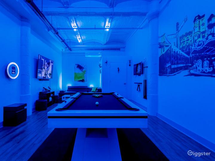 Modern Art-Inspired Stylish Private Venue Photo 5