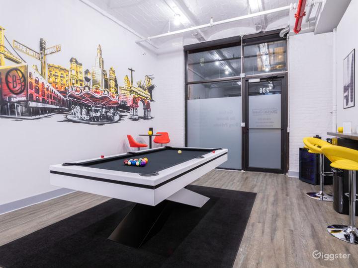 Modern Art-Inspired Stylish Private Venue Photo 4