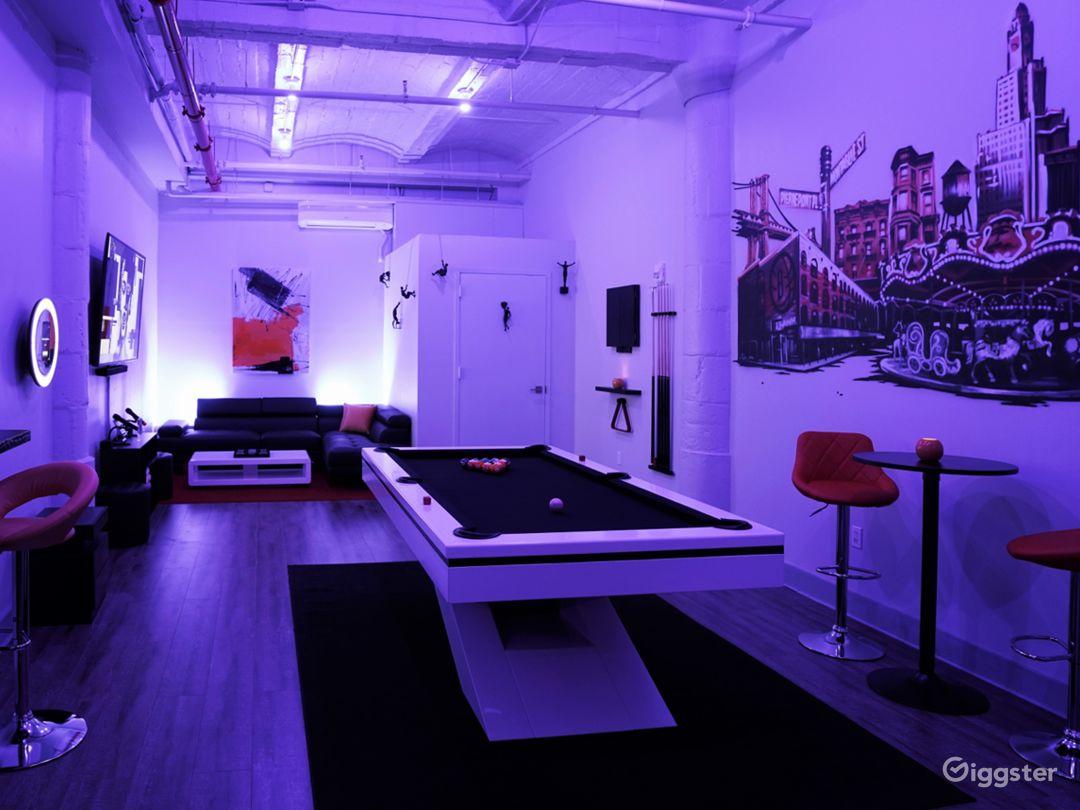 Modern Art-Inspired Stylish Private Venue Photo 1