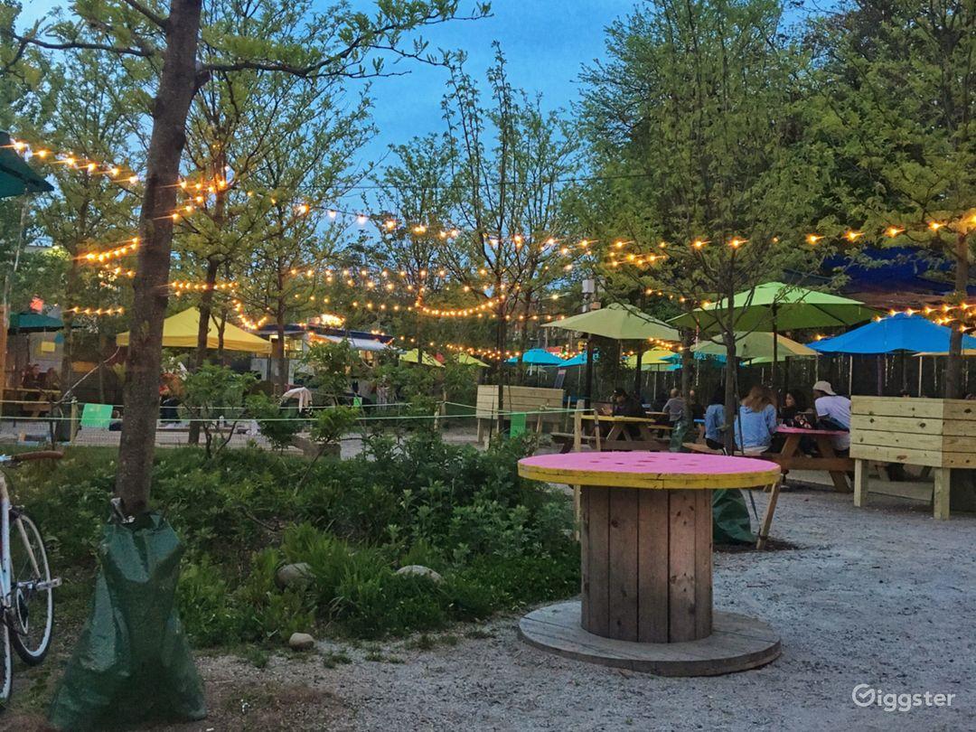 Huge Park-Like Venue in Ridgewood, Queens Photo 1