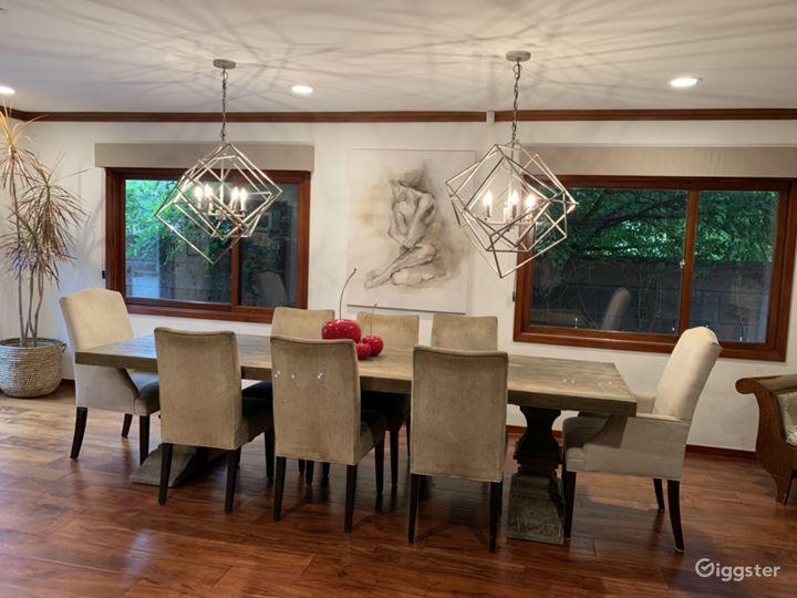 Incredible Modern/Warm House avail