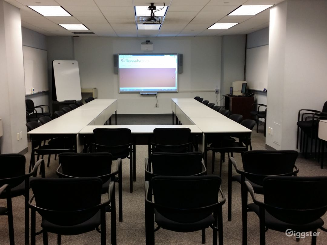 Conference Event/Meeting Style