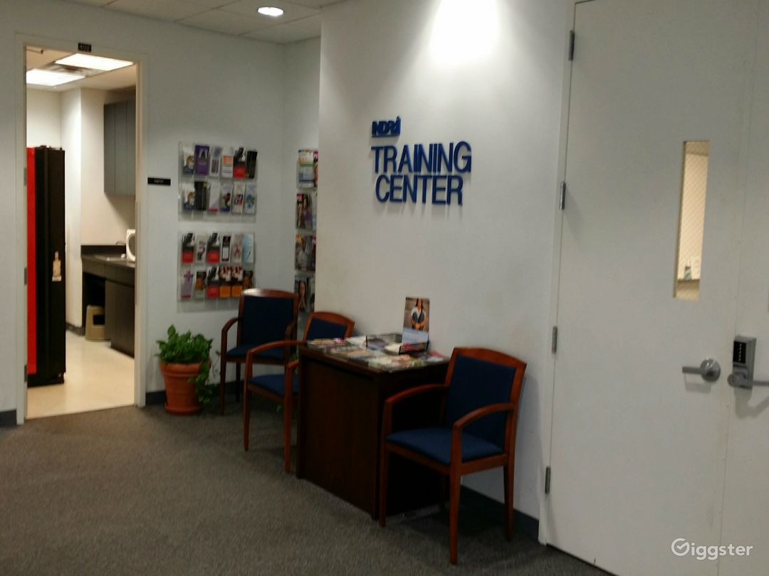 Training Center Lobby Area
