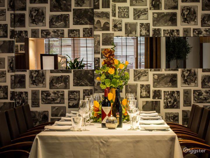 Sophisticated Italian Restaurant in Blackfriars, London Photo 5