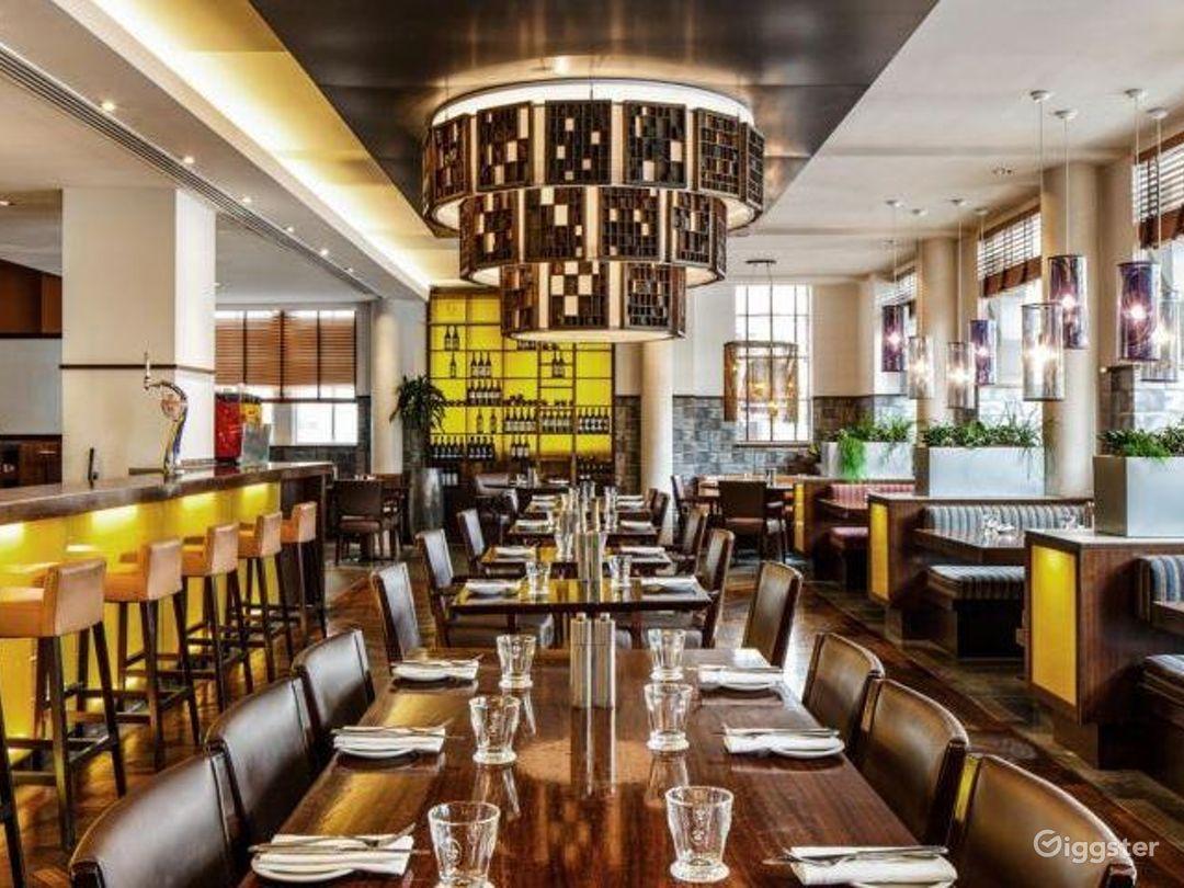 Sophisticated Italian Restaurant in Blackfriars, London Photo 1