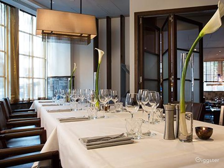 Sophisticated Italian Restaurant in Blackfriars, London Photo 4