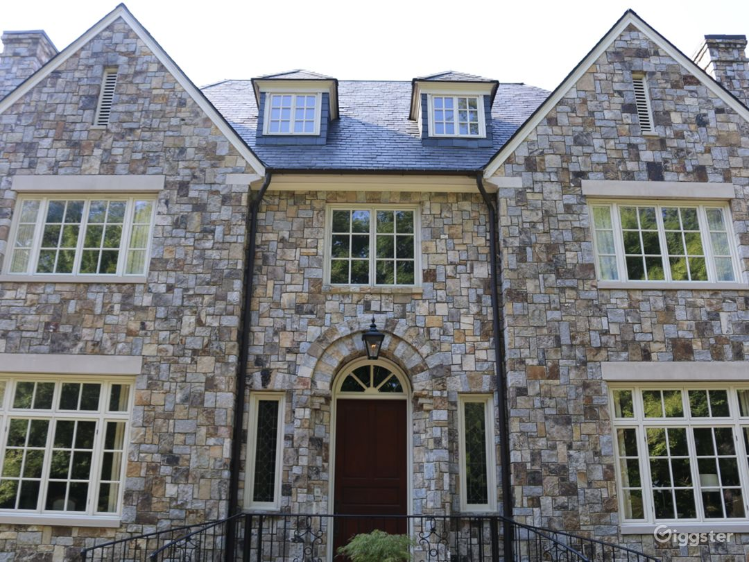 Spectacular Stone Mansion Photo 2