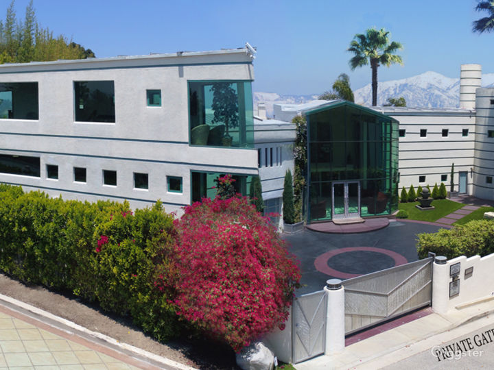 Private Mega Mansion