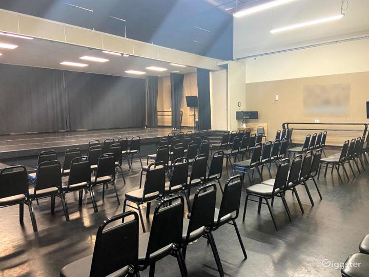 Studio Theatre Photo 2