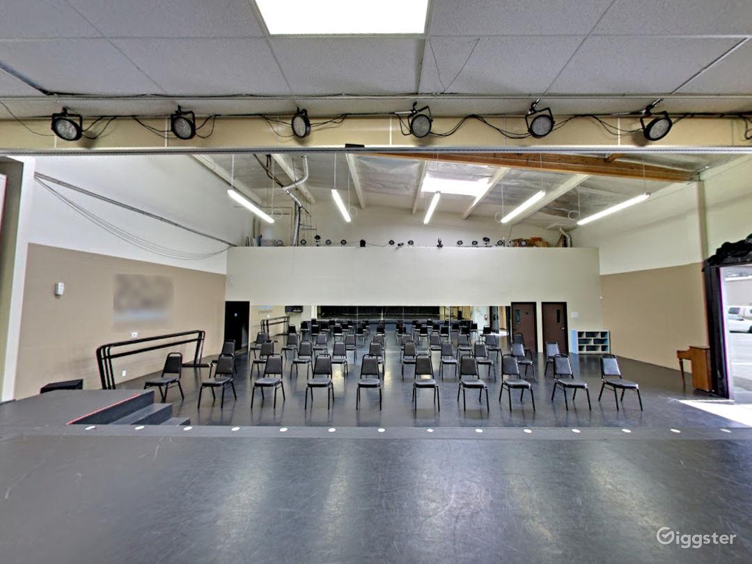 Studio Theatre Photo 1