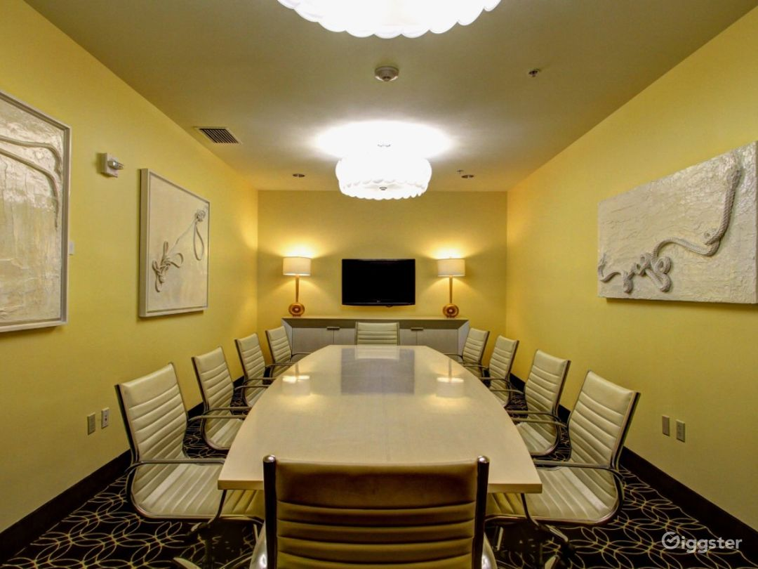 Quiet and Spacious Meeting Space in Brickell Photo 1
