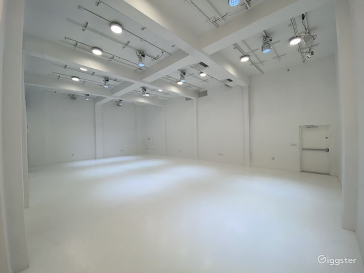 GROUND FLOOR STAGE - Larger Studio 1 with Sound Proof Environment Photo 5